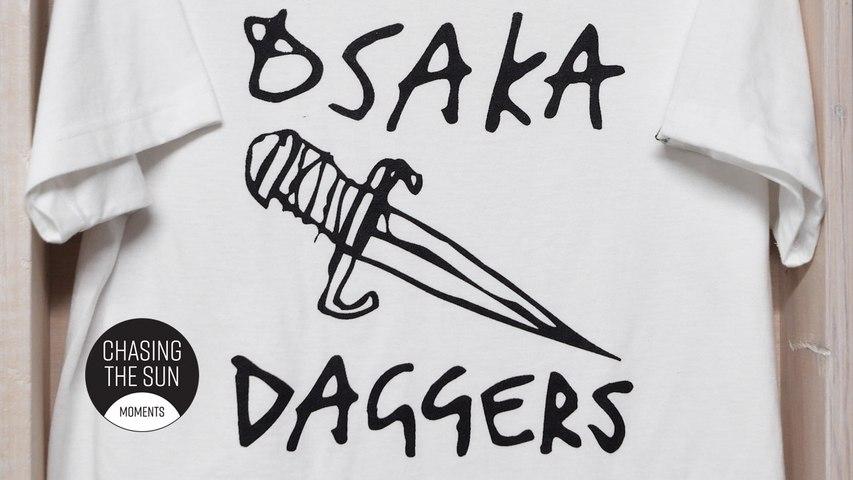 Osaka Daggers, Do it yourself skateboarding in Japan