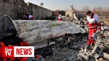 Iran announces arrests over downing of plane that killed 176