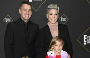 Pink and Carey Hart went on motorcycle ride for 14th anniversary