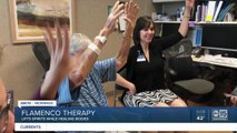 Flamenco is unique therapy for stroke patients