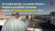 Célibat des prêtres : François et Benoît XVI, le divorce
