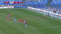 L. Insigne  penalty goal  Napoli  1 - 0  Perugia.14.01.2020 ITALY - COPPA ITALIA