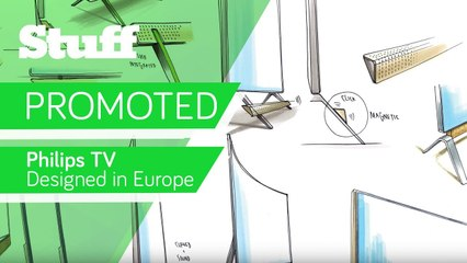Promoted - Philips: The four cornerstones of European TV Design