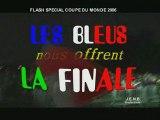 Noisy-le-Sec : France-Portugal -football coupe du monde 2006