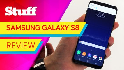 Samsung Galaxy S8 - review in under 2 minutes