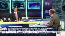 Benoit Jauvert (FOX): Guerre commerciale, l'accord de phase 1 entre la Chine et les États-Unis signé demain dans l'indifférence ? - 14/01