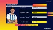 Agenda FS: Víctor Guzmán habló al llegar a Guadalajara