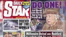'Megxit': así ha visto la prensa británica la decisión de Meghan Markle y el príncipe Harry
