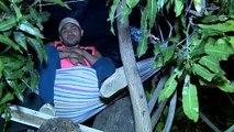 النوم في المتنزهات الملاذ الأخير للمهاجرين الفنزويليين في كولومبيا
