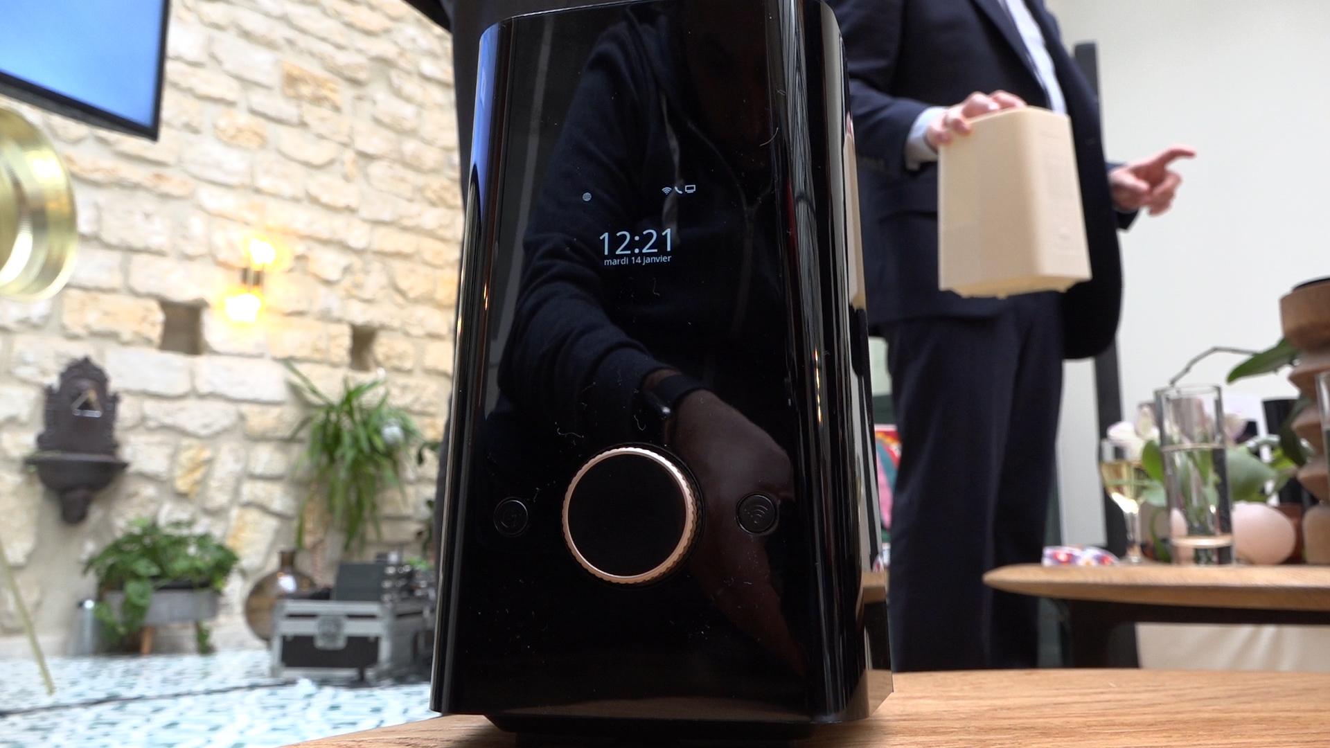 Bouygues Telecom dévoile une nouvelle Box fibre Wi-Fi 6