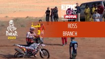 Dakar 2020 - 3 قصة : Ross Branch - Epic Story by MOTUL (AR)