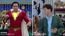 Shazam ! - Déjà Vu - Références et influences de cinéma