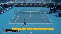 Open d'Australie : une joueuse abandonne son match de qualifications, victime de la pollution