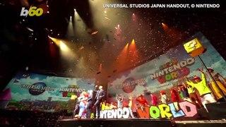 Level Up! Universal Studio Japan Unveils Super Nintendo World Theme Park