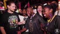 Bourbon Street Celebrates LSU National Championship