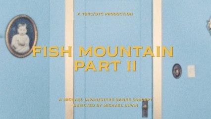 The Blaze Velluto Collection - Fish Mountain part II [vidéoclip officiel]