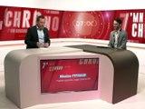 Nicolas Peyrard - Président de l'Association usagers STAS/TIL/TER - 7 MN CHRONO - TL7, Télévision loire 7