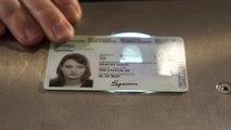 Voici la nouvelle carte d'identité belge, avec les empreintes digitales de vos deux index
