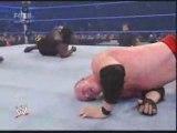 WWE smackdown  Undertaker kane vs viscera marc henry