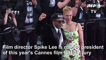 FILE: Spike Lee to be first black head of Cannes film festival jury
