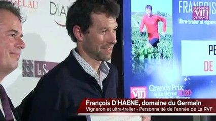 François d'Haene : entre le vin et la course, quel pied !