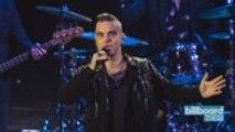 Robbie Williams to Serve as Headliner at Will & Jada Pinkett Smith World Tour | Billboard News