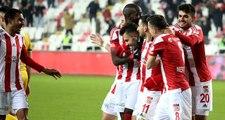 Sivasspor, Malatyaspor'u 4-0 mağlup etti