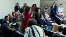 Sánchez apoya reunirse con Torra y la oposición lo rechaza