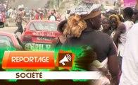 Reportage : Grève des transports publics
