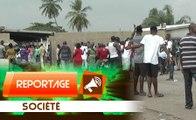 Reportage : Déguerpissement autour de l'aéroport, les populations de gonzagueville crient leur colère