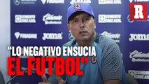 'Todo lo que sea negativo empaña y ensucia el futbol mexicano': Robert Dante Soboldi