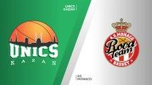 UNICS Kazan - AS Monaco Highlights | 7DAYS EuroCup, T16 Round 2