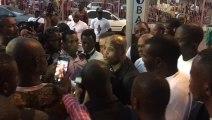Arrivée triomphale de Bea Diallo à Conkary