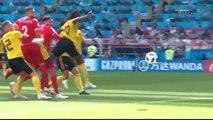 Copa Mundial de la FIFA Bélgica 5 - 2 Túnez 23 Junio 2018