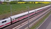 Climat : Berlin mise sur le rail en investissant 62 milliards d'euros