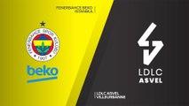 Fenerbahce Beko Istanbul - LDLC ASVEL Vileurbanne Highlights | EuroLeague, RS Round 19