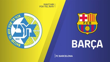 EuroLeague 2019-20 Highlights Regular Season Round 19 video: Maccabi 92-85 Barcelona