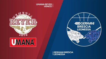 7Days EuroCup Highlights Top 16, Round 2: Reyer 68-60 Brescia
