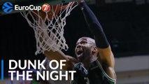 7DAYS EuroCup Dunk of the Night: Alex Tyus, UNICS Kazan