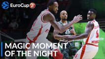 7DAYS Magic Moment of the Night: Erick Buckner, AS Monaco