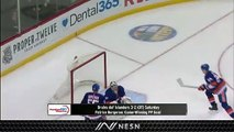 Patrice Bergeron Leads Bruins Over Islanders With Impressive Game-Winner