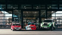 BMW Group Classic at the GP Ice Race 2020 in Zell am See
