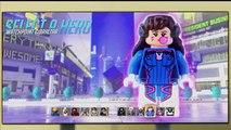 LEGO Overwatch Gameplay STOP MOTION LEGO Overwatch: D.Va Solo Match - LEGO Overwatch - Billy Bricks