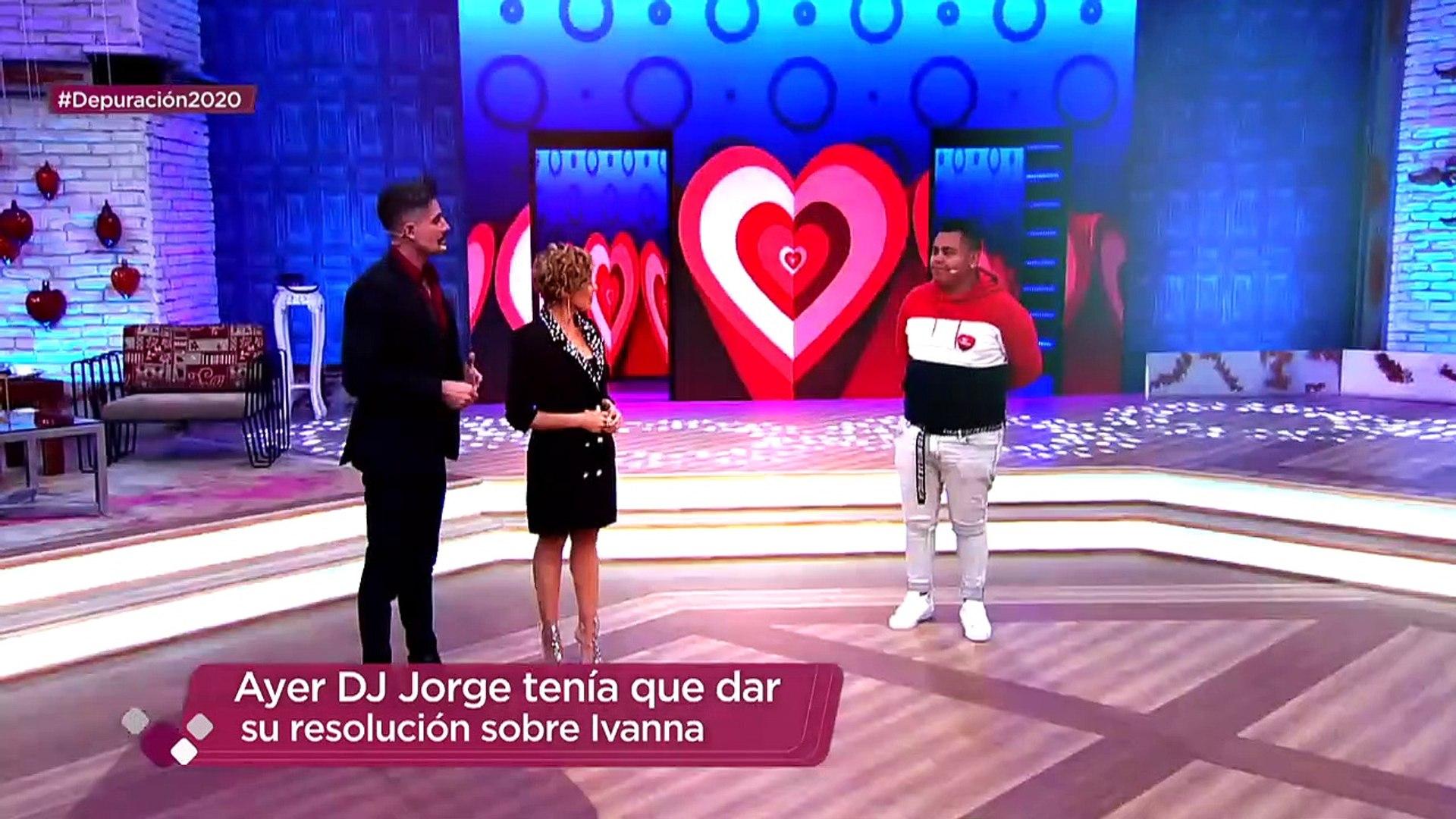 ¡Ivanna dice que DJ Jorge tiene una relación fuera del programa! | Enamorándonos