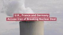 Western Europe And Iran