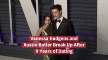 Vanessa Hudgens Is Single Again