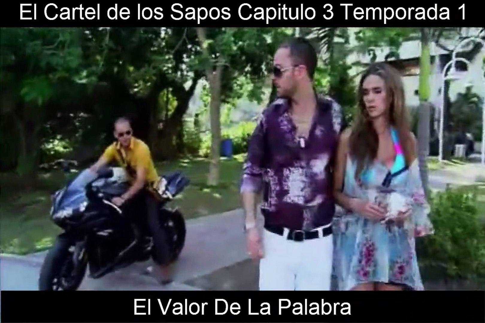El Cartel De Los Sapos Capitulo 03 Temporada 1 Vídeo Dailymotion