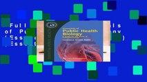 Full E-book  Essentials of Public Health Biology (Essential Public Health) (Essential Public