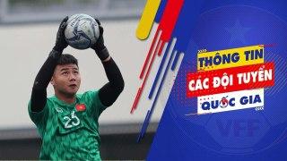 Văn Toản: U23 Việt Nam buồn bã vì không còn quyền tự quyết tại VCK U23 châu Á 2020   VFF Channel