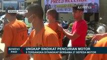 Sindikat Curanmor Serang, Banten Berhasil Diringkus!